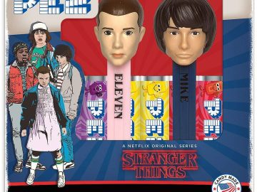 PEZ Stranger Things (chuches)