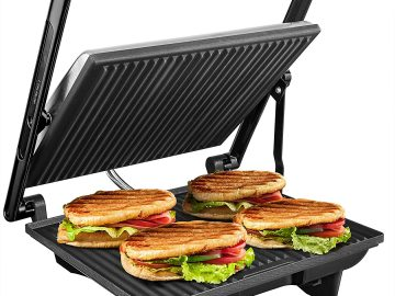 Aicok Sandwichera Grill 4-Serving