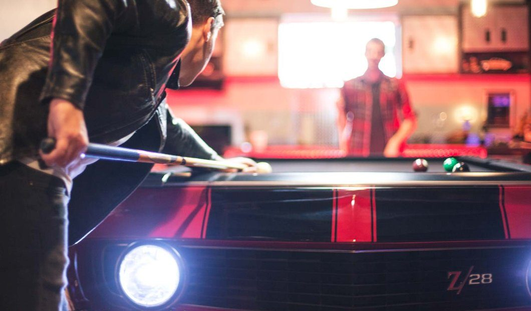 car pool tables