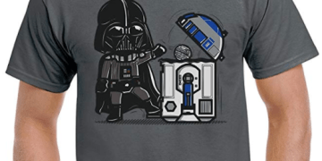 camisetas frikis star wars
