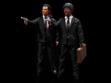 Figuras Pulp Fiction