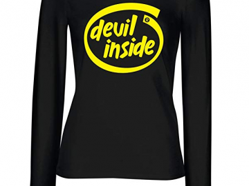 Camisetas Devil Inside