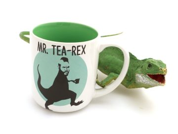 Taza Mr. Tea Rex