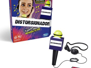 Hasbro Gaming - Distorsionador