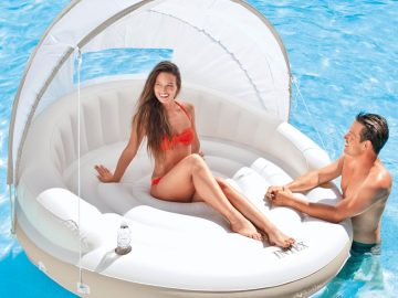 Intex - Isla hinchable