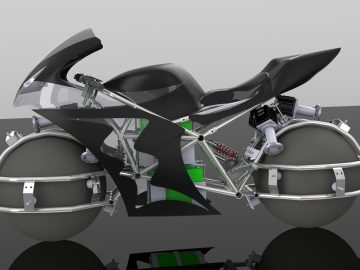 Proyecto: Rolling Chassis