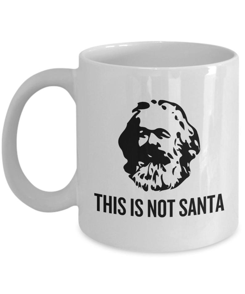 This Is Not Santa