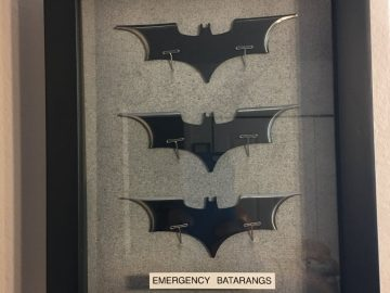 Emergency Batarangs