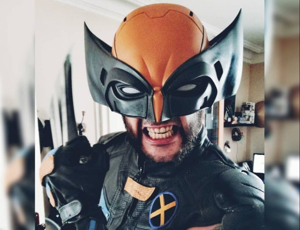 Cosplay Wolverine