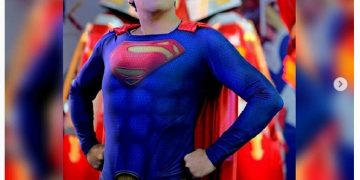 Cosplay Superman