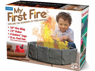 "Paquete de broma ""My First Fire"""