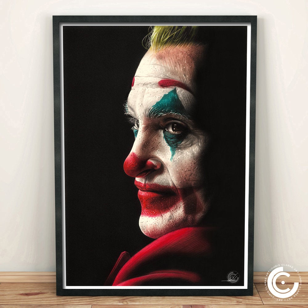 Phoenix Joker Limited Edition Print