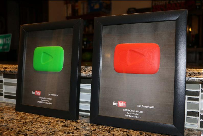comprar placas youtube