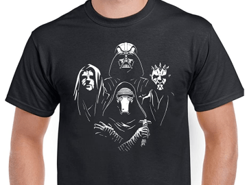 Camiseta - Star Wars Rhapsody