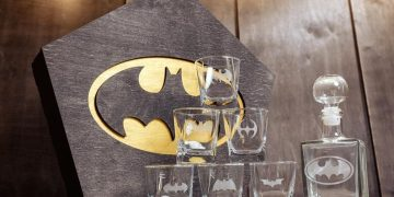 Batman, Set decantador de whiskey
