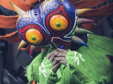 Majora's Mask - The Legend of Zelda